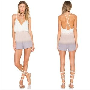 Lovers + Friends • NWT Charmed Ombré Romper